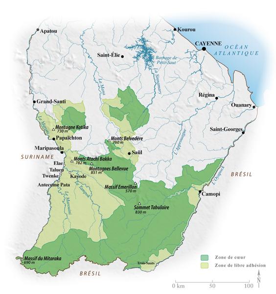 Carte-du-parc-amazonien-de-guyane